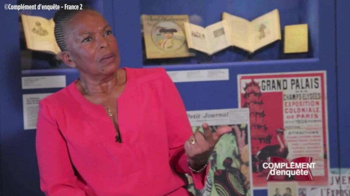 VIDEO – Christiane Taubira face au racisme: elle interrompt brutalement son interview dans Complément d'Enquête