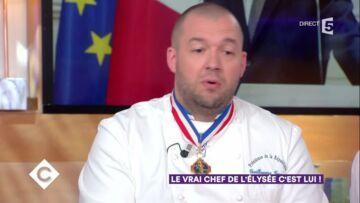 VIDEO – Le chef cuisinier de l'Elysée révèle une drôle d'habitude alimentaire de Brigitte Macron