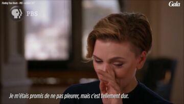 VIDEO – Scarlett Johansson en larmes en découvrant ce qui est arrivé à sa famille dans le ghetto de Varsovie