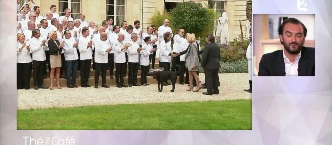 VIDEO – Cyril Lignac snobé par l'Élysée? Il explique pourquoi il n'était pas au déjeuner des chefs