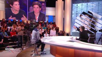 VIDEO – Sandrine Rousseau revient sur son altercation avec Christine Angot: «Je ne veux pas qu'elle soit une adversaire»