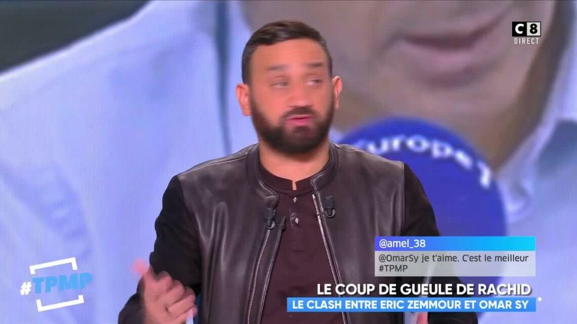 VIDEO – Cyril Hanouna explique pourquoi Omar Sy a arrêté la promo de son film Knock «Omar, il est pas là dedans»