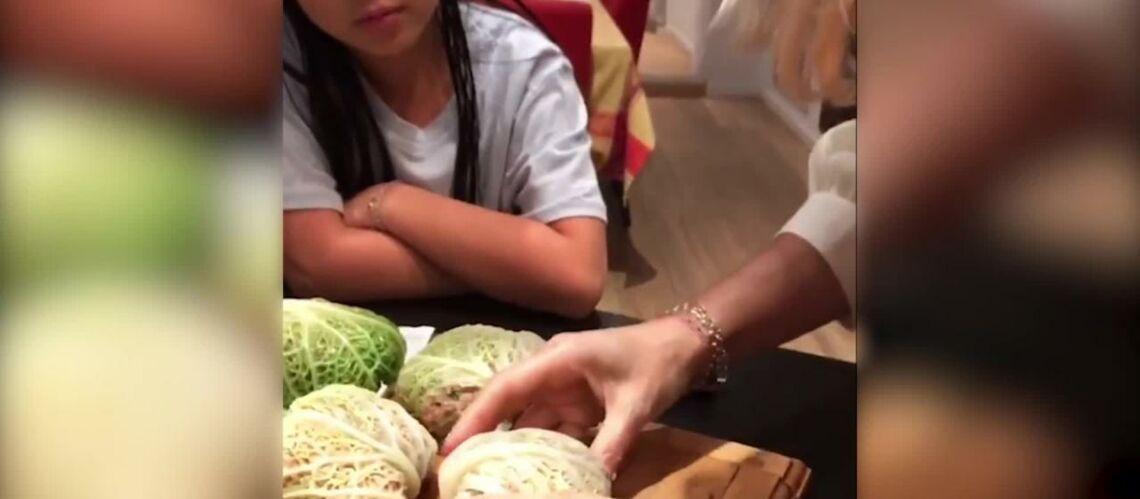 VIDEO – Découvrez le talent caché de Laeticia Hallyday qui réjouit sa famille