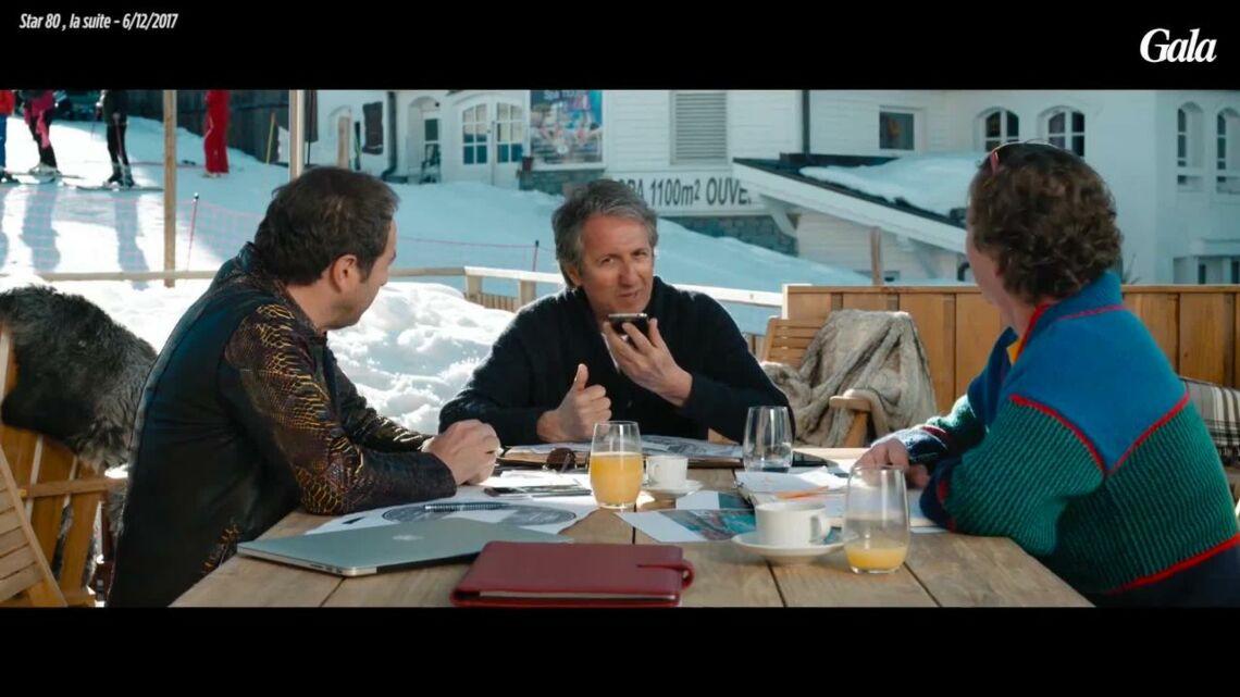 """VIDEO – Jean-Luc Lahaye et ses copines """"au lycée"""": il ironise sur sa condamnation pour corruption de mineure dans """"Stars 80 la suite"""""""
