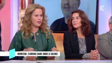 VIDEO – Florence Darel fait de nouvelles révélations: elle déclare avoir été harcelée par des producteurs français et cite un nom