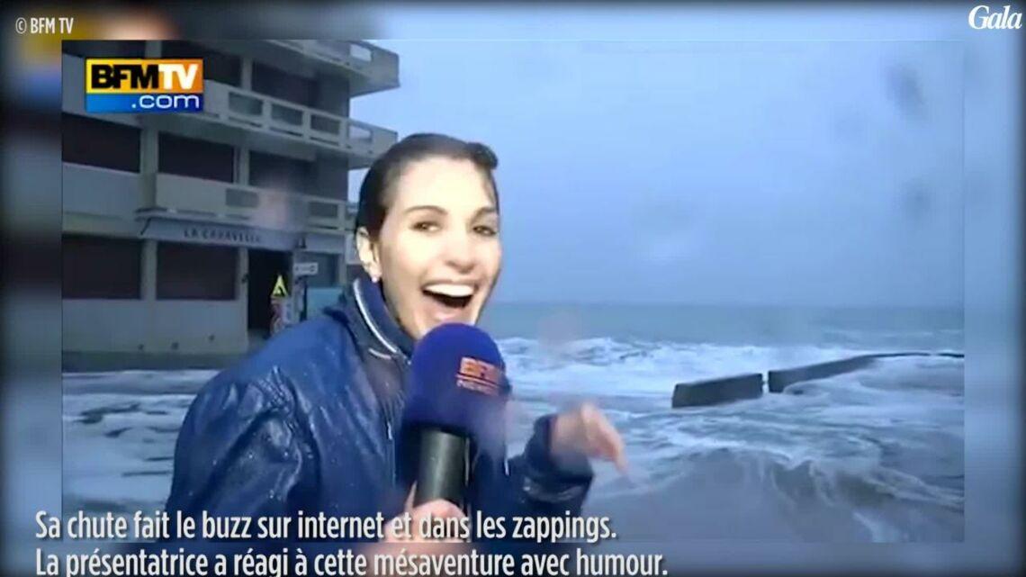 VIDEO – Fanny Agostini (Thalassa): le jour où elle a failli se faire emporter par une vague