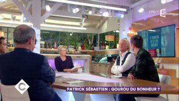 VIDEO – Patrick Sébastien se casse la clavicule juste après avoir écrit son livre sur le bonheur