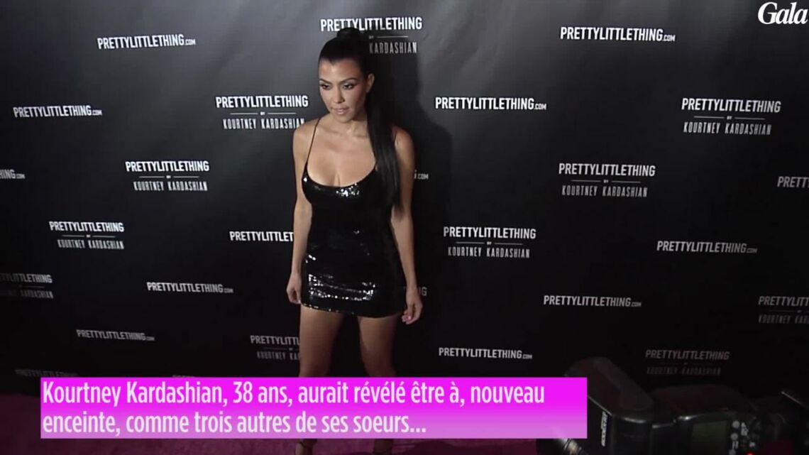 VIDEO- Kourt­ney Karda­shian vs Chris­tina Milian: le match des décol­le­tés