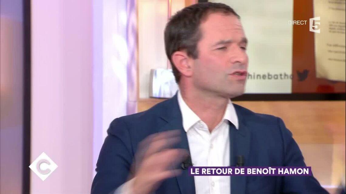 VIDEO – Benoît Hamon veut qu'on s'interroge sur le succès du hashtag «balance ton porc»