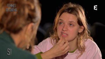 VIDEO – Sara Forestier sans maquillage sur France 2 dénonce «l'injonction à être sexy»