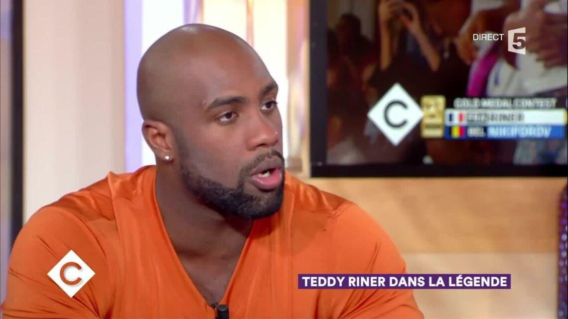 VIDEO – Teddy Riner n'imposera pas le judo à son fils: «Il choisira son sport et peu importe lequel»