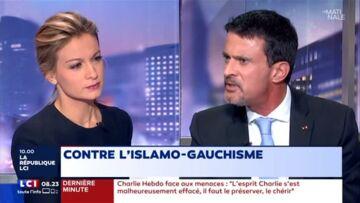 """VIDEO – """"Ca me répugne"""" Manuel Valls dénonce l'antisémitisme dont est victime son épouse Anne Gravoin"""