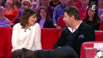 VIDEO – Philippe Lellouche, gêné par une remarque sur son ex Vanessa Demouy