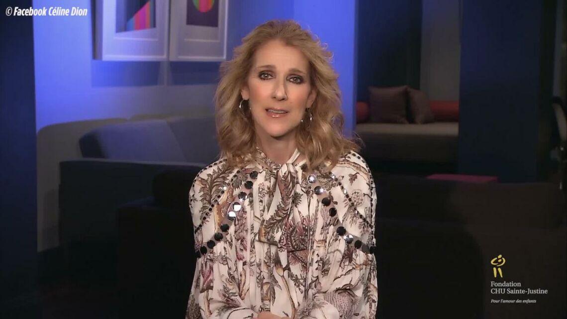 VIDEO – Le beau geste de Céline Dion en faveur des enfants malades