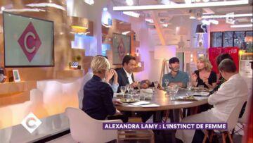 VIDEO – Alexandra Lamy, bientôt à l'affiche d'une série britannique?