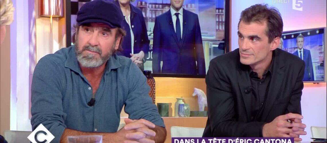 VIDEO – Eric Cantona révèle pour quel candidat il a voté lors de l'élection présidentielle
