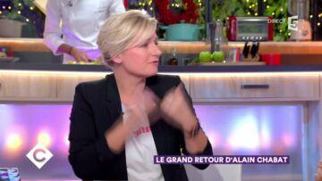 VIDÉO – Alain Chabat révèle le secret derrière sa barbe de Père Noël