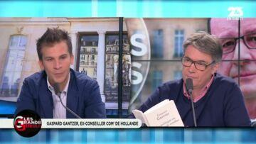 """VIDEO – Gaspard Gantzer a senti la """"tristesse"""" de François Hollande quand le livre de Valérie Trierweiler est sorti"""