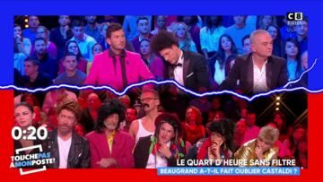 VIDEO – Benja­min Castaldi tacle Chris­tophe Beau­grand et l'émis­sion Secret Story : « Il me casse les noisettes »