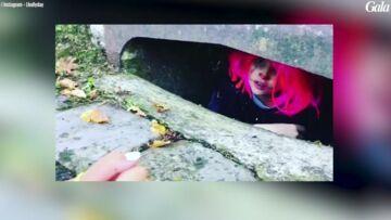 VIDEO – Découvrez le film d'horreur réalisé par Jade et Joy, les filles de Johnny Hallyday