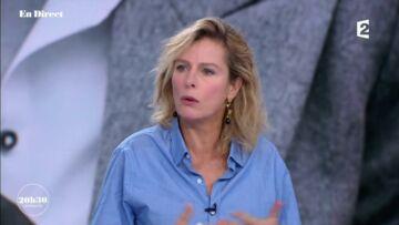 VIDEO – Karin Viard: «Le couple de Brigitte et Emmanuel Macron sort du commun»