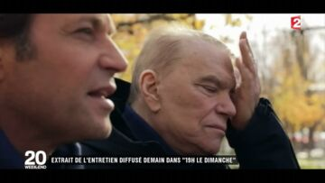 VIDEO : Bernard Tapie face au cancer: « Je n'ai pas envie de partir »