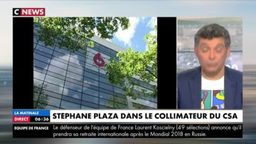 VIDEO – Chas­seurs d'ap­part' : Stéphane Plaza, accusé de sexisme, M6 sereine