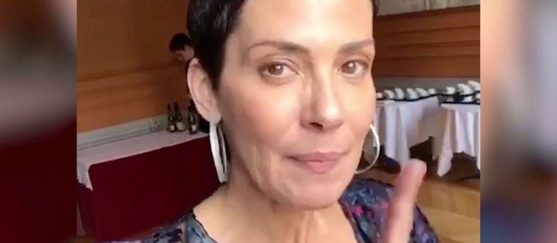 VIDEO – Le coup de gueule de Cristina Cordula: un sosie se fait passer pour elle pour obtenir des vêtements