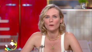 VIDEO – Diane Kruger révèle qu'en tournage, Catherine Deneuve est «très maman» et «cuisine pour l'équipe»