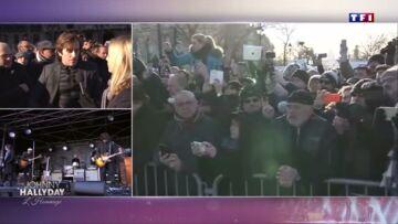 VIDEO – Johnny Hallyday: Jacques Dutronc absent des obsèques, son fils Thomas Dutronc le représente