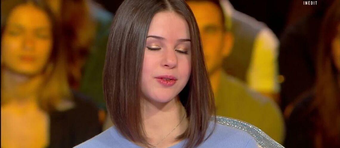"""VIDEO – Marina Kaye règle ses comptes avec les médias """"on a essayé de me faire passer pour une alcoolique"""""""