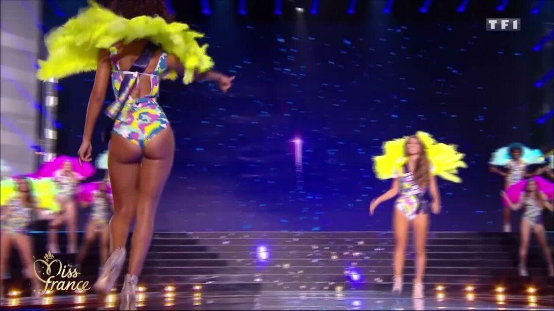 Miss France 2018: les maillots de bain (trop) échancrés des Miss font polémique