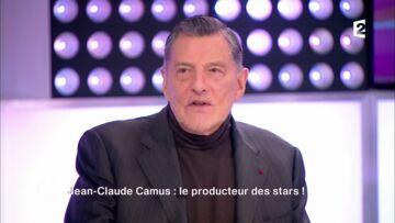 VIDÉO – Michel Sardou et Lara Fabian étrillés dans le livre de Jean-Claude Camus, il assure que ce n'est pas un «règlement de compte»