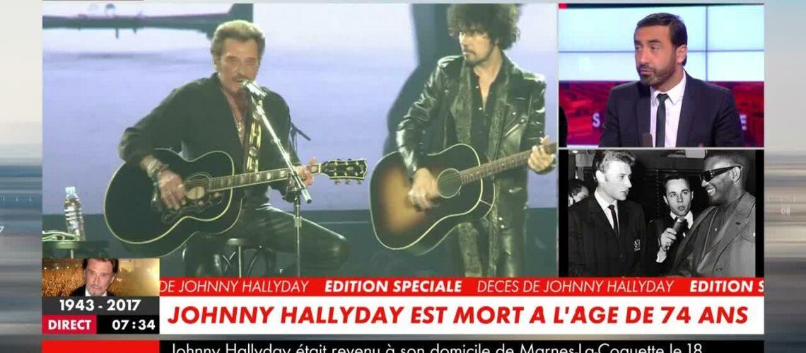 VIDEO – Un hommage sur les Champs Elysées pour Johnny Hallyday? L'idée avait été envisagée après son coma en 2009
