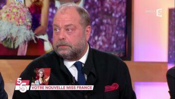 """VIDEO – """"Crinière de lionne"""" de Miss France: l'avocat Éric Dupond-Moretti stupéfié par la polémique"""