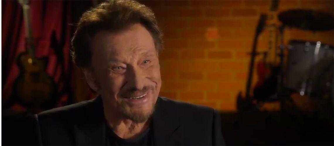 VIDEO – Johnny Hallyday, comment il a affronté son cancer: «La maladie c'est dans la tête, moi je ne suis pas malade»