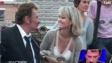 VIDEO – «Tu m'as appris à m'aimer»: quand Laeticia Hallyday faisait une sublime déclaration d'amour à Johnny