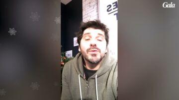VIDEO – Patrick Fiori, tendre pour Noël: «Deux mots doux, c'est mieux qu'un beau requiem»