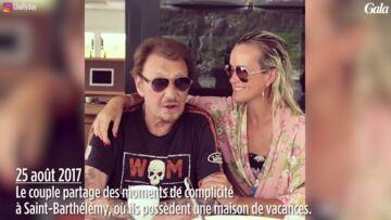 VIDEO – Laeticia Hallyday, ses adieux à Johnny Hallyday sur Instagram
