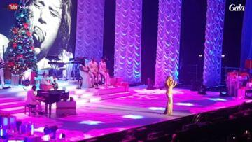 VIDÉO – Quand Mariah Carey reprend Que je t'aime en hommage à Johnny Hallyday pendant son concert parisien