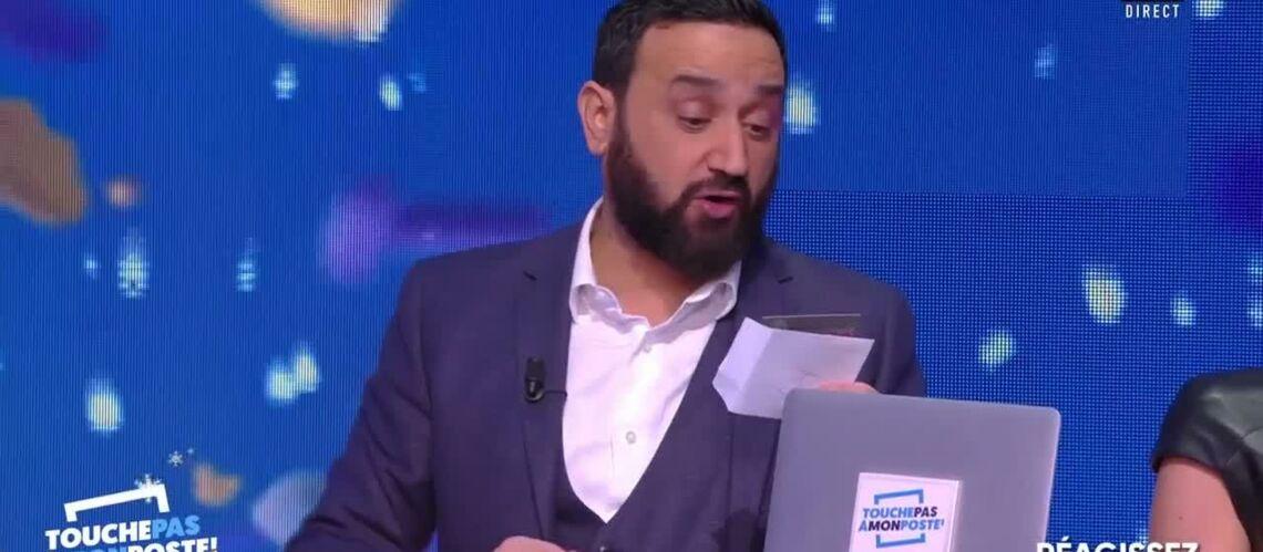 VIDEO – Gad Elmaleh très entreprenant avec une jolie chroniqueuse de TPMP