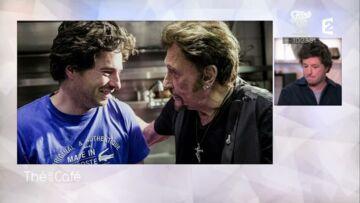 VIDEO – Jean Imbert gêné d'évoquer la santé de son ami Johnny Hallyday