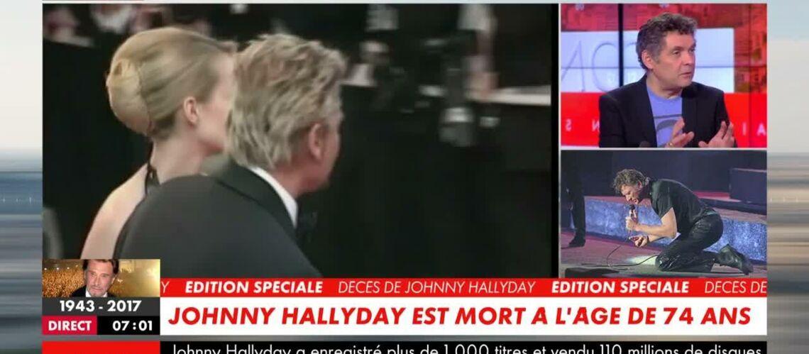 VIDEO – Décès de Johnny Hallyday: Emmanuel Macron a réagi en pleine nuit car il ne dormait pas