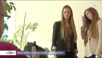 VIDEO – Miss France 2018: il y a 7 ans, Maeva Coucke était filmée par M6 et elle a beaucoup changé