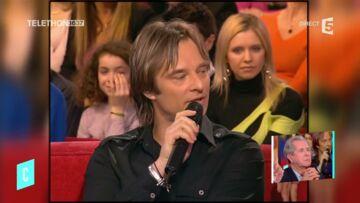 VIDEO – Quand David Hallyday évoquait la famille recomposée de Johnny Hallyday autour de Laeticia et de Jade et Joy