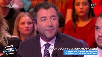 VIDEO – Adeline Blondieau, l'ex femme de Johnny Hallyday oubliée des médias: le coup de gueule de Bernard Montiel