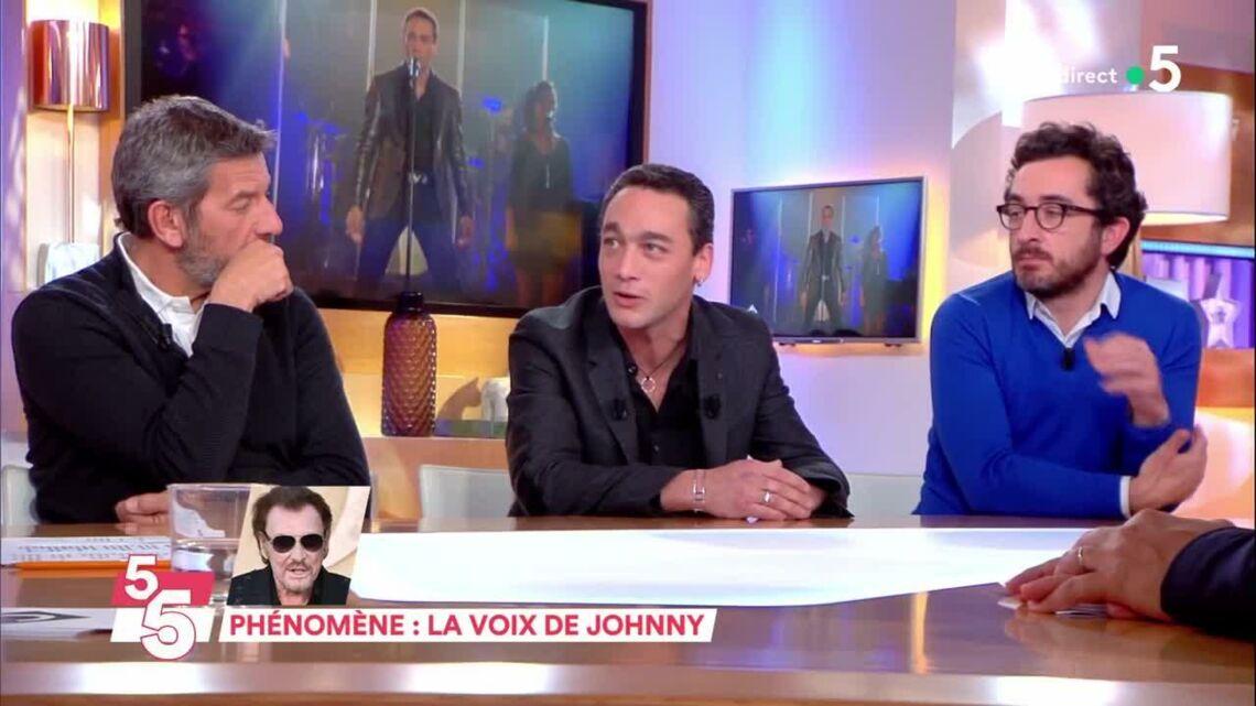VIDEO – Le sosie vocal de Johnny Hallyday sort de l'ombre: «Ma vie a complètement changé depuis sa disparition»