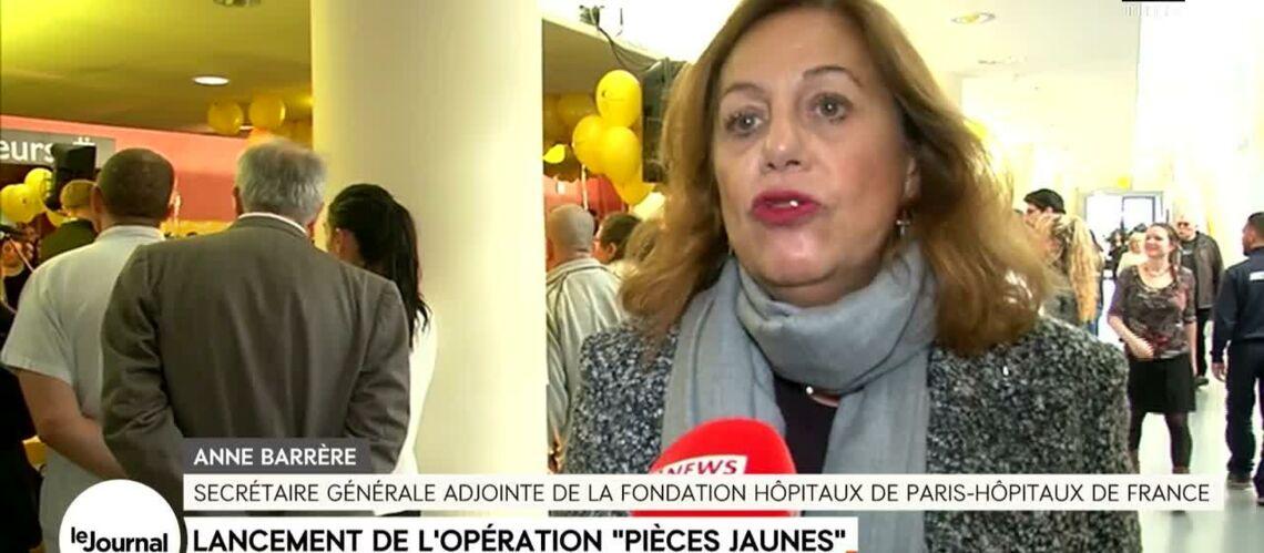 VIDÉO – Bernadette Chirac fatiguée: grande absente de l'opération Pièces Jaunes