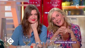 VIDEO – Michèle Laroque aux anges à l'idée que sa fille devienne à son tour actrice