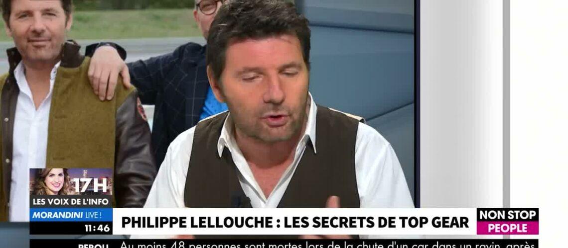"""VIDEO – Philippe Lellouche défend Tex après sa """"mauvaise blague"""" et dézingue les Inrocks"""